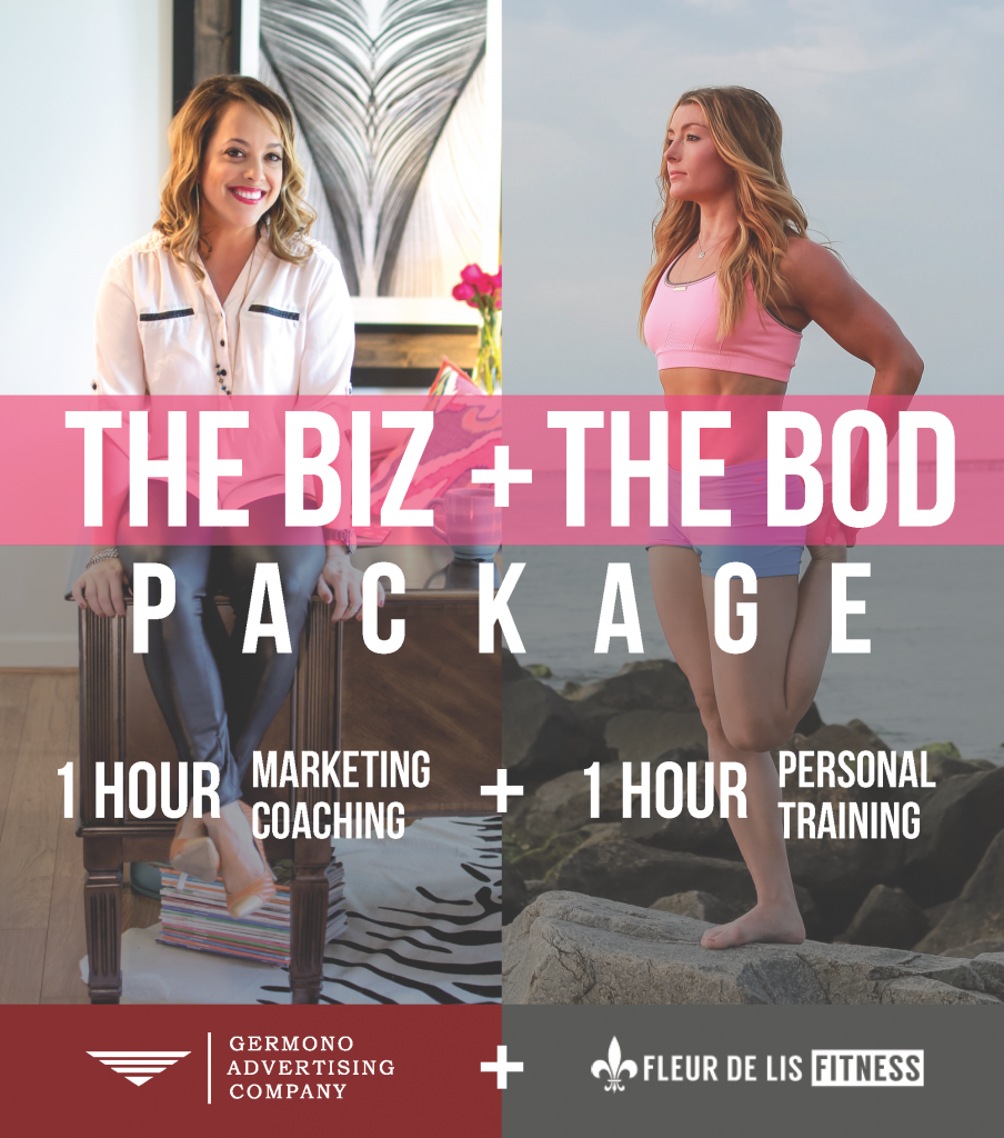 The Biz + The Bod Package