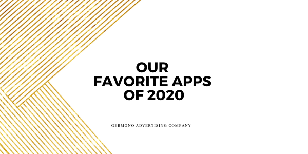 our favorite apps of 2020